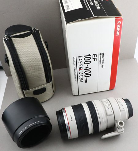 Canon EF 100-400mm IS L 一代  防手震 #UC