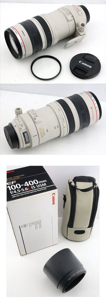 EF 100-400mm IS L  一代