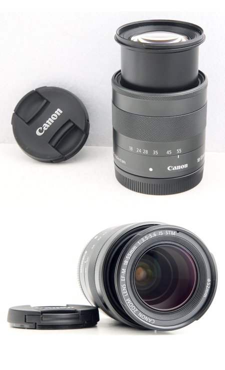 Canon EF-M 18-55mm IS STM