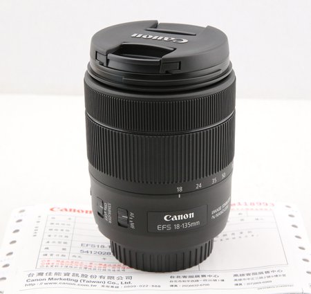 EFS  18-135mm  IS USM  防手震 彩虹新品 現貨