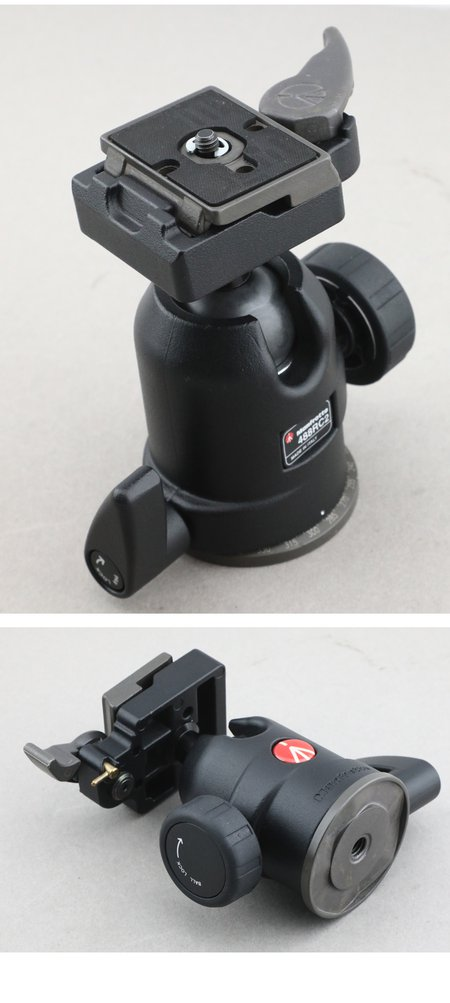 Manfrotto 488RC2 自由雲台  二手