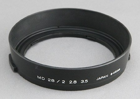 New MD 28mm 遮光罩