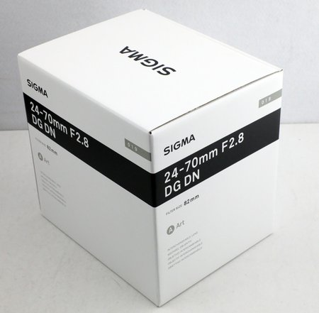 Sigma SONY 24-70mm f 2.8 DN  新品  現貨